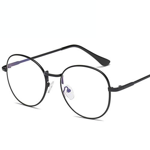 Anti Blue Light Blocking Vintage Anti Eye Glare Juego de computadora Gafas Unisex Gafas Gafas Ultra Light Computer Eye aliviar Anti-Fatiga Ayuda Visual para Mujeres y Hombres-1