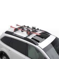 Genuine Subaru Ski And Snowboard Carrier Automotive Parts Accessories