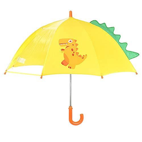 Ombrello pieghevole Ombrello Piccolo Dinosauro Ombrello Per Bambini Ombrello Per Bambini Ombrello Per Studenti Ombrello Con Manico Lungo Ombrello Con Manico Dritto Leggero