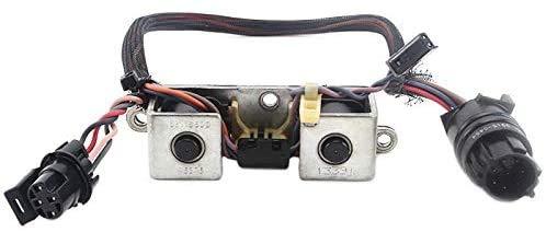 52118500 Solenoide de bloqueo y sobremarcha reacondicionado 96-99 A500 A518 42RE 46RE 48RE compatible con Dodge Jeep