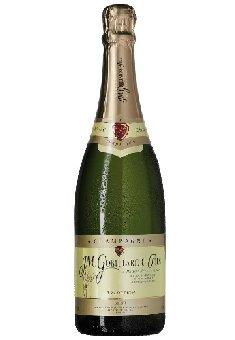 Tradition Brut AOC, Champagne J. M. Gobillard & Fils, fruchtiger Brut aus dem berühmten Hautvillers