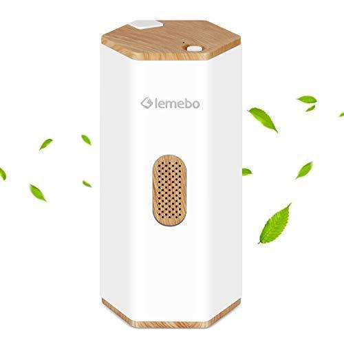 ミニ空気清浄機 Lemebo オゾン脱臭機 オゾン発生器 小型