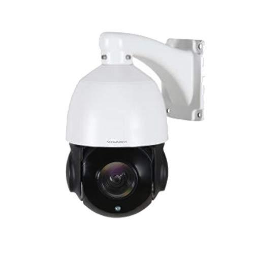 Telecamera Speed Dome PTZ 1080p 2MP IP Onvif Motorzoom Autofocus 22X IR LED 120m