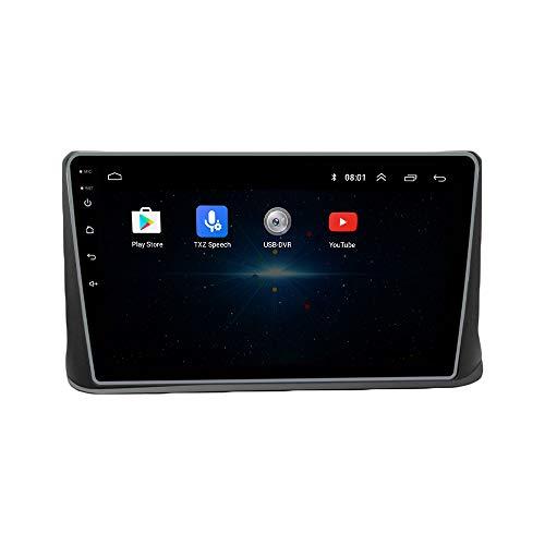 Android 10 Octa Core 4GB Ram 64GB ROM DSP CarPlay GPS Radio Car Navigation for TATA NEXON 2018