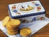 Palets Bretons in Schmuckdose (280g Maße: 20 x 13 x 7 cm). Auch Sie werden vom vollen buttrigen Geschmack begeistert sein. Von uns erhalten Sie es in der traditionell bemalten Schmuckdose....