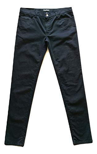 Dolce E Gabbana Pantaloni in Cotone G4F1CXG8O57 Blu