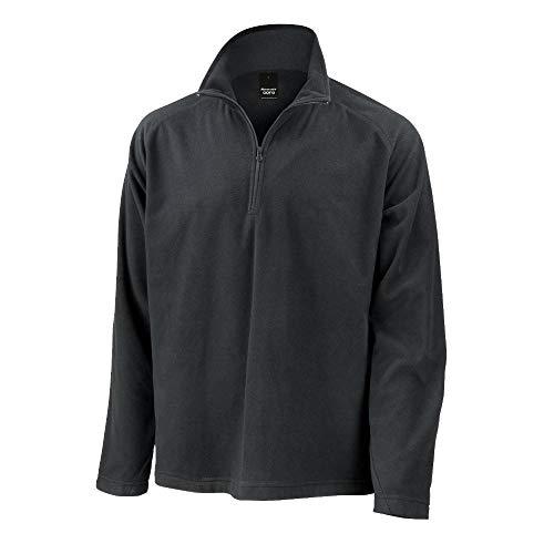 Result Sweat-Shirt Micropolaire col zippé