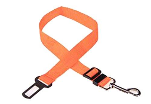 Westeng Auto-Sicherheitsgurt für Hunde, verstellbar, aus elastischem Nylon, Sicherheitsgurt-Adapter