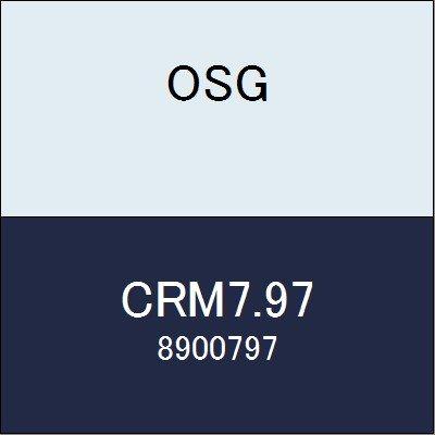 OSG 超硬ストレートリーマ CRM7.97 商品番号 8900797