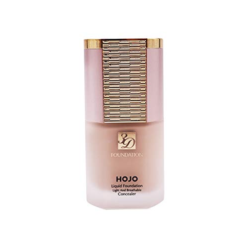 BXzhiri Soft Focus Concealer Moisturizes and Lightens Liquid Moisturizing Foundation Pre-Makeup Cream