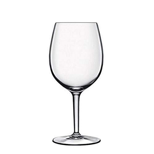 Bormioli Luigi Rubino Set Kelche für Bordeaux-Wein, Schallglas, Transparent, 48 cl, 6 Stück