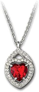Swarovski Crystal Malaysia Pendant - Mother Jewelry Heart Authentic 1062639