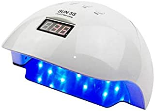 LY-01 Secadores de uñas Máquina de curado Ultravioleta del Gel del Clavo de la lámpara Ultravioleta del secador 50W para la uña del Dedo del pie de uña
