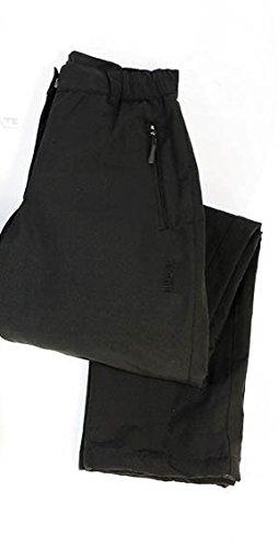 Hot Sportswear kurzgröße Pantalon de Ski pour Femme Noir 24 W