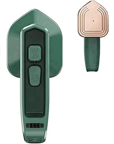 Micro plancha de vapor profesional portátil inalámbrica de mano plancha de vapor doméstica plegable Mini máquina de planchar portátil
