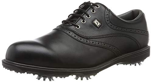 Footjoy Hydrolite 2.0, Scarpe da Golf Uomo, Nero (Negro 50055w), 45 EU