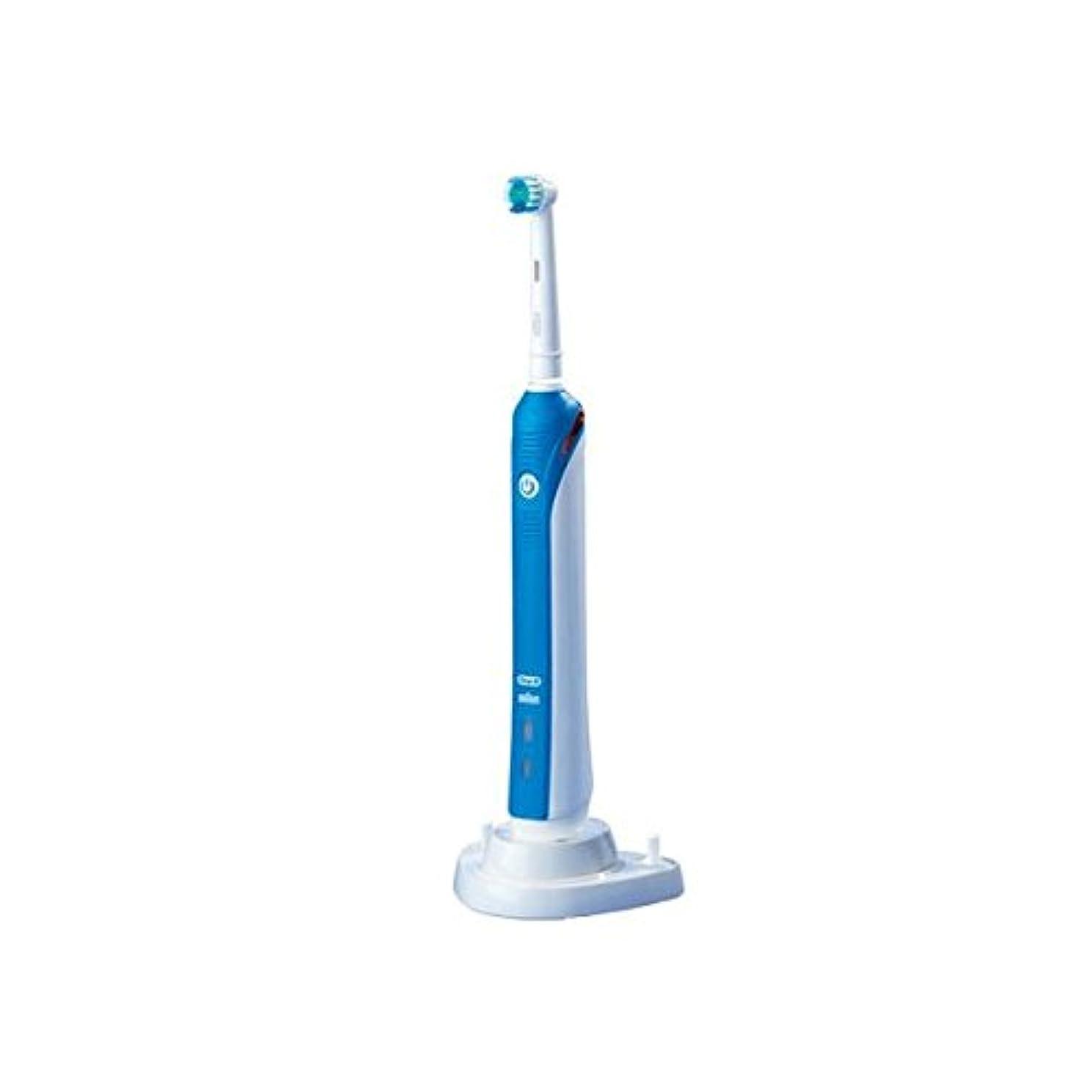 店員発言する傾斜Braun 電動歯ブラシ オーラルB プロフェッショナルケア 2000