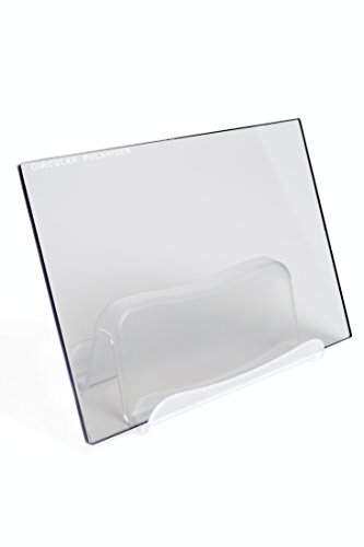 """Formatt Hitech Glass 4x4"""" (100x100mm) Clear UV for video, broadcast and film production compatible with all 4x4"""" matte boxes"""