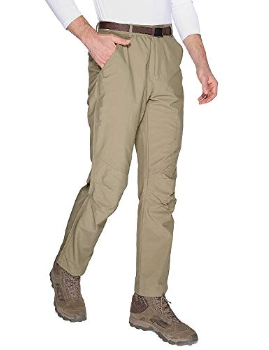 Baleaf Men's Hiking Quick Dry Outdoor Water-Resistant Lightweight Cargo Pants UPF 50+