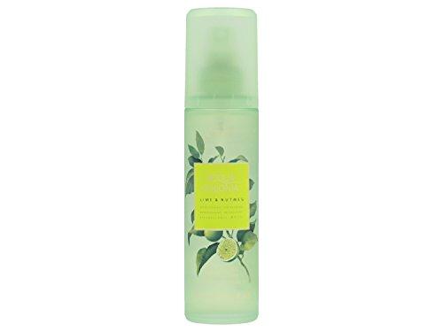 4711 Acqua Colonia Lime and Nutmeg unisex, Bodyspray, Vaporisateur/Spray 75 ml, 1er Pack (1 x 0.272 kg)