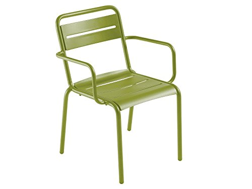 Emu 162 Fauteuil Star empilable Vert pomme cod. 60