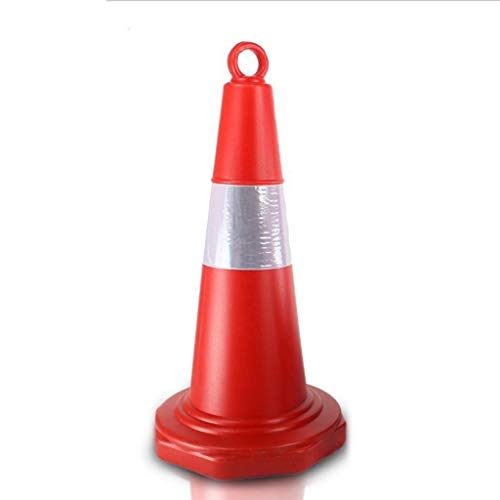 straight fire 70cm Reflective Traffic Cone Parking Lock Road Safety Cone Traffic Pop Up Multi Purpose New
