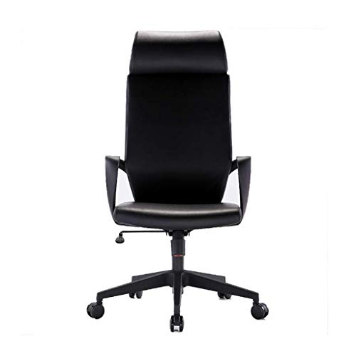 WY office chair Table table lift chair armchair armchair computer system desk office chair assembly chair back home chair back office chair ( Color : Black )
