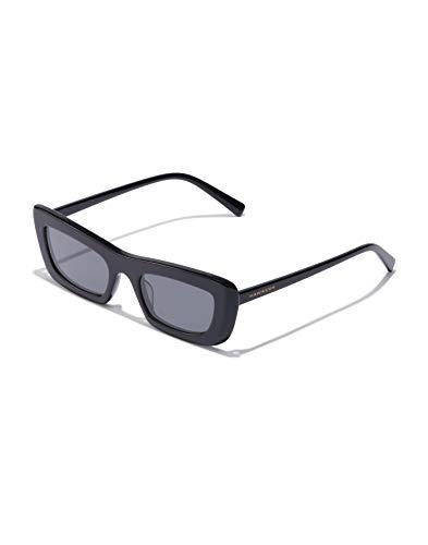 HAWKERS TADAO Gafas de sol, Negro, Talla única Unisex Adulto