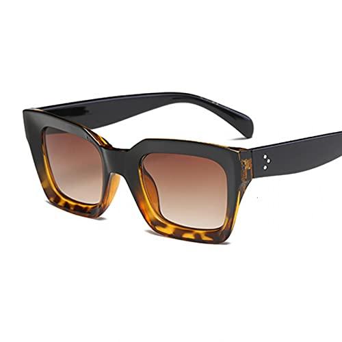 LUOXUEFEI Gafas De Sol Gafas De Sol Mujer Gafas De Sol Mujer Marco Completo