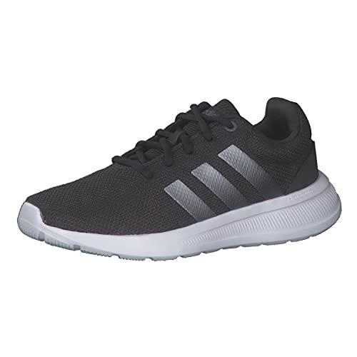 adidas Lite Racer CLN 2.0, Zapatillas de Running Mujer, Carbon/HIEMET/NEGBÁS, 37 1/3 EU