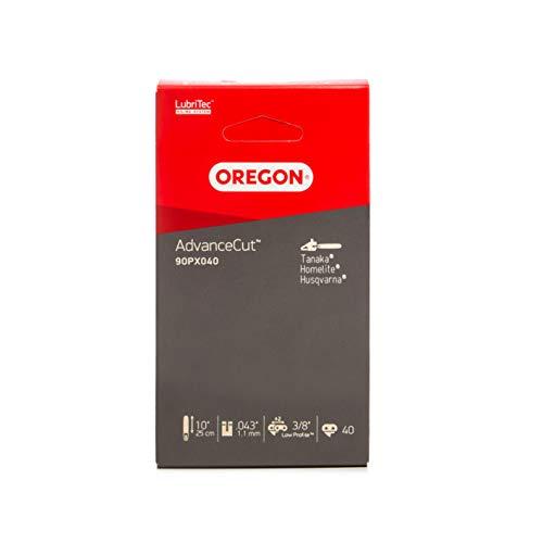 Oregon AdvanceCut 90PX Sägekette passend für 25 cm Einhell, Gardol, Matrix, Mr. Gardener, Pattfield Hochentaster, 40 Treibglieder