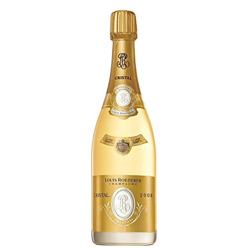 Photo of CHAMPAGNE CRISTAL 2008 WITH COFANETTO