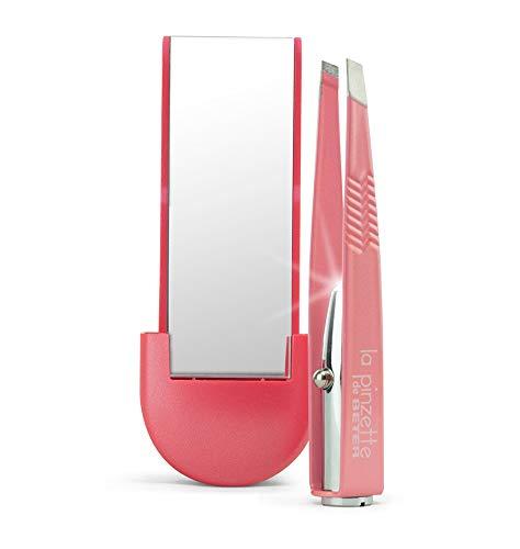 Beter Pinzette - Pinza con luz, color rosa palo