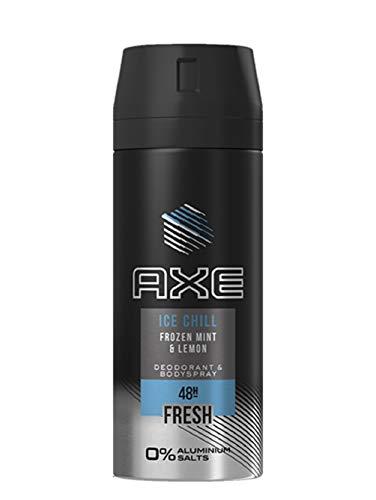 Axe Deospray Ice Chill ohne Aluminiumsalze, 150 ml