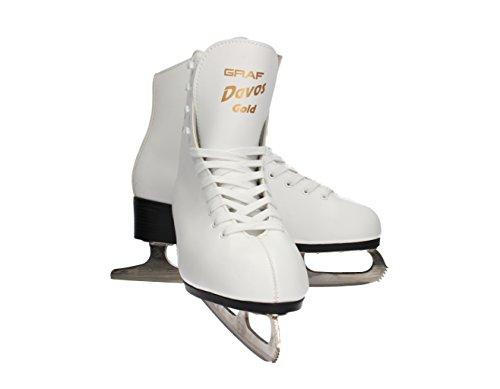 Graf Davos Eiskunstlauf Schlittschuhe Damen Freizeit verschiedene Größen (36)
