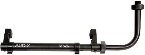 Audix CAB-GRABBER - Accesorio para microfono, soporte de aluminio
