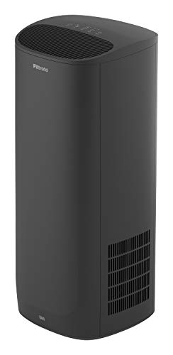 Filtrete Air Purifier, Extra Large Room with True HEPA Filter, Captures 99.97% of Airborne particles such as Smoke, Dust, Pollen, Bacteria, Virus for 370 Sq. Ft. Office, Bedroom, Kitchen and more