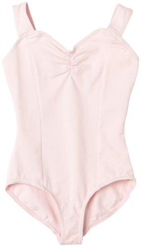 Capezio Big Girls' Princess Tank Leotard,Pink,L (12-14)