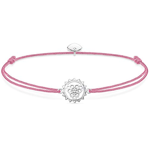 Thomas Sabo Damen-Armband Little Secret 925er Sterlingsilber LS098-401-9-L20v
