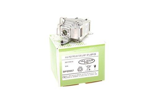 Alda PQ-Premium, Beamerlampe / Ersatzlampe für Ask C250W Projektoren, Lampe mit Gehäuse