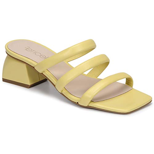 fericelli Tibet Mules/Sabots Femmes Jaune - 39 - Mules Shoes