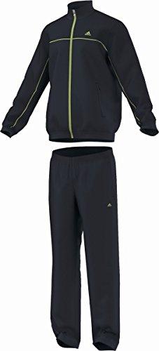 Adidas trainingspak Ts Basic Wv Ngtsha/bahglo