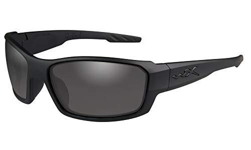 Wiley X Wx Rebel Sonnenbrillen, Matte Black, M/L