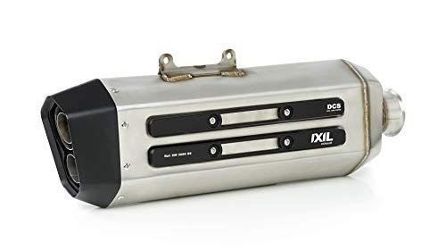 Motorize-IXIL MXT - Terminale in acciaio INOX, adatto per BMW R 1200/1250 GS, 16-17/18-19