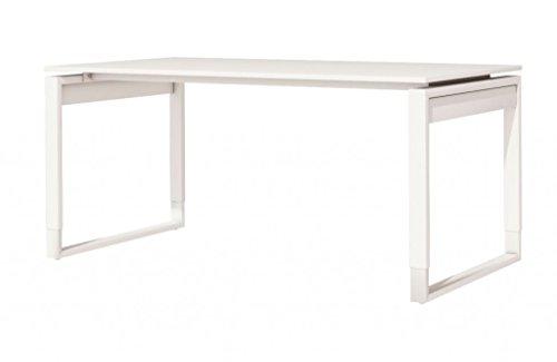 kerkmann 3615 PC-Schreibtisch FRESH Weiß