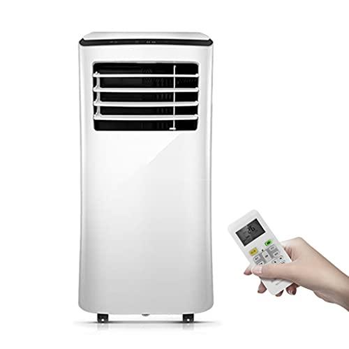 Yclty 9000BTU Cooler Aria Condizionata Portatile - Deumidificatore, Telecomando, Display a LED, Timer 24 Ore