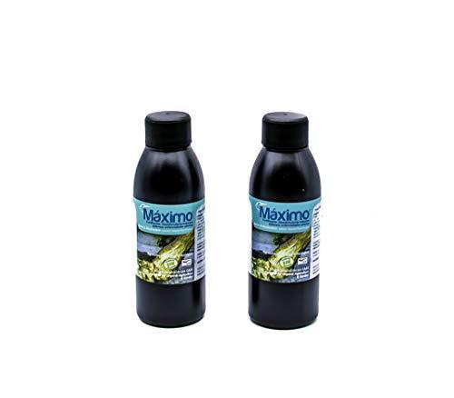 2 MAXIMO® ; Bio Protector-ENFERMEDADES RAIZ/HOJAS (Mildeu/Botrytis...). Bioestimulante. Activador sistema defensas enfermedades internas /raíz/externas plantas, frutos, flores. Ecológico (1.00