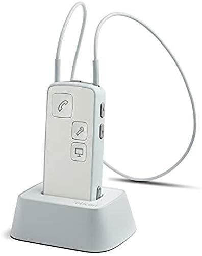 Oticon ConnectionLine Streamer Pro 1.3A Wireless Remote Control (White)
