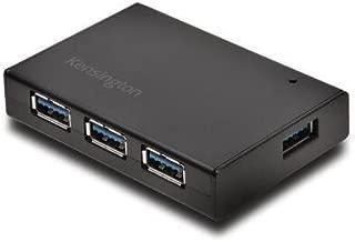 Kensington K33979AM UH4000C USB 3.0 4-Port Hub with Charging