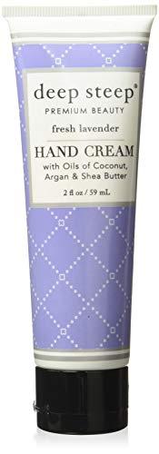 Deep Steep Crème pour les mains, 56,7 gram, lavande fraîche